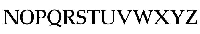 OPTIPathway-Medium Font UPPERCASE