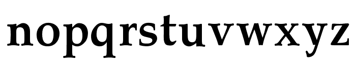 OPTIPathway-Medium Font LOWERCASE