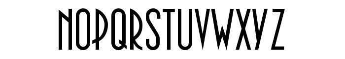 OPTIPauling-Black Font UPPERCASE