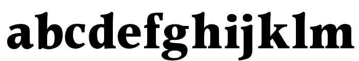 OPTIPeach-Gras Font LOWERCASE