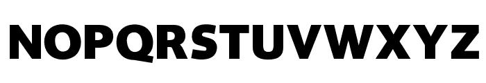 OPTIPhillip-Bold Font UPPERCASE