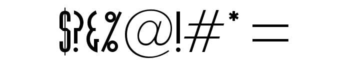 OPTIPippenFive Font OTHER CHARS