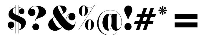 OPTIPirogi-Roman Font OTHER CHARS