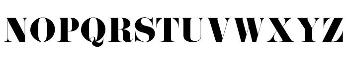 OPTIPirogi-Roman Font UPPERCASE