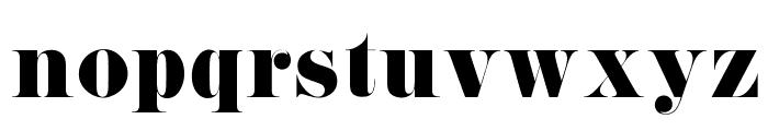 OPTIPirogi-Roman Font LOWERCASE