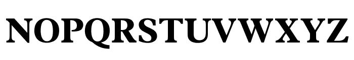 OPTIPlanet-Bold Font UPPERCASE