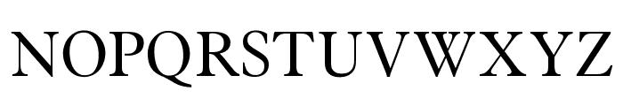 OPTIPlanet-Light Font UPPERCASE