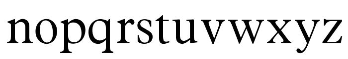 OPTIPlanet-Light Font LOWERCASE