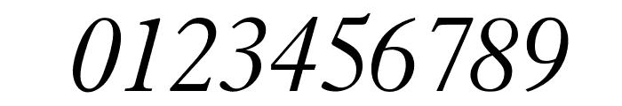 OPTIPlanetLight-Italic Font OTHER CHARS