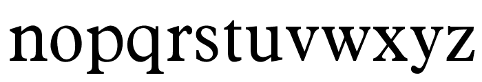 OPTIPlanet Font LOWERCASE