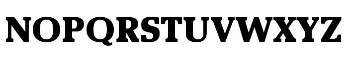 OPTIRemy-Bold Font UPPERCASE