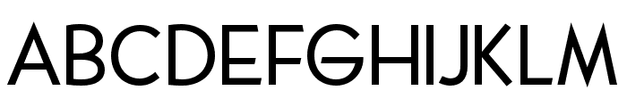 OPTISallyMae-Light Font UPPERCASE