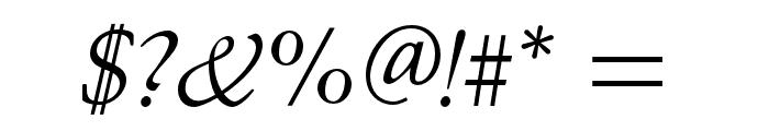 OPTISchneidler-Swash Font OTHER CHARS
