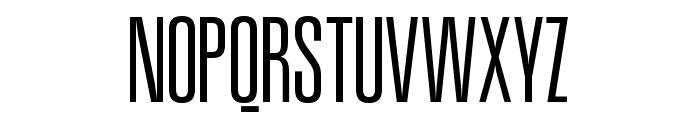 OPTISignum Font UPPERCASE