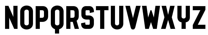 OPTISimilunatix-Heavy Font UPPERCASE