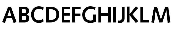 OPTISintax-Bold Font UPPERCASE