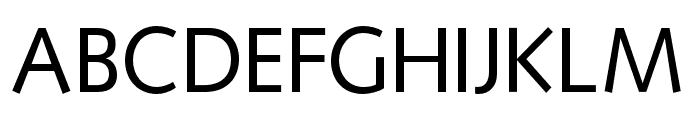 OPTISintax-Light Font UPPERCASE