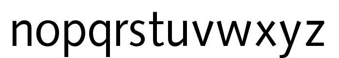 OPTISintax-Light Font LOWERCASE