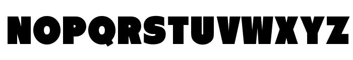 OPTISlipper Font UPPERCASE