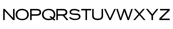 OPTIStaines-Extended Font UPPERCASE