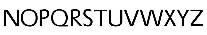 OPTISteel-Caps Font UPPERCASE