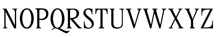 OPTIStevas-Light Font UPPERCASE
