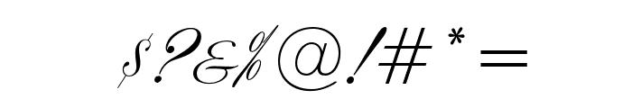 OPTISybaris-BoldSupplement Font OTHER CHARS