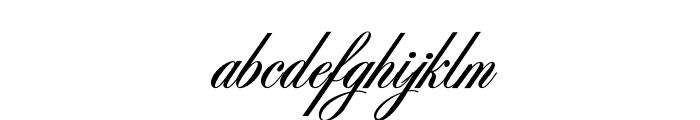 OPTISybaris-BoldSupplement Font LOWERCASE