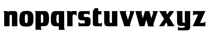 OPTITamil-BlackAgency Font LOWERCASE