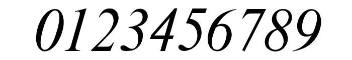 OPTITimesRoman-Italic Font OTHER CHARS