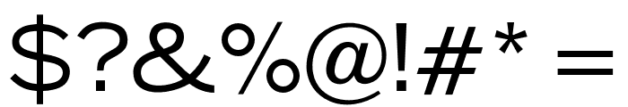 OPTITomaso-Extended Font OTHER CHARS