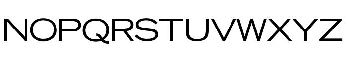 OPTITomaso-Extended Font UPPERCASE