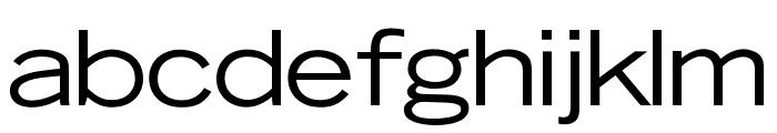 OPTITomaso-Extended Font LOWERCASE