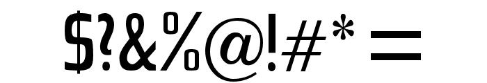 OPTITopicLight-Light Font OTHER CHARS