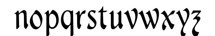 OPTITourism Font LOWERCASE