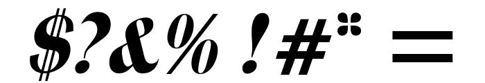 OPTITrimRoman-Italic Font OTHER CHARS