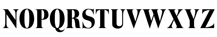 OPTITrimRoman Font UPPERCASE