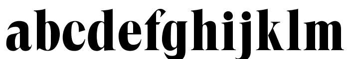 OPTITrimRoman Font LOWERCASE