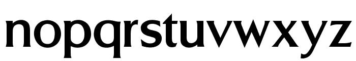 OPTITriplettLight-Agency Font LOWERCASE