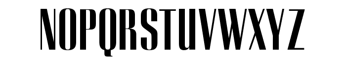 OPTIVanityFair-CondeNast Font UPPERCASE