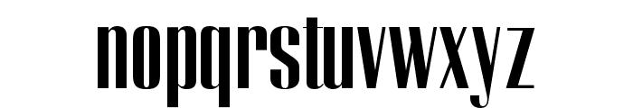 OPTIVanityFair-CondeNast Font LOWERCASE