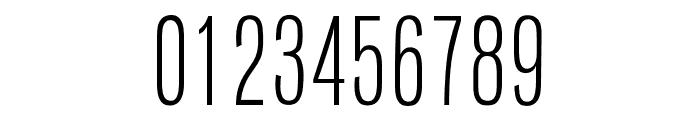 OPTIVenusLight-Cond Font OTHER CHARS