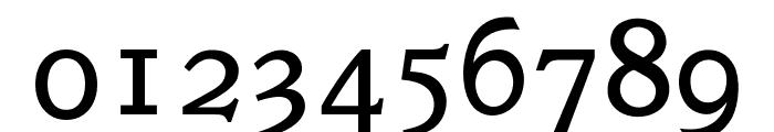 OPTIVeronese-SemiBold Font OTHER CHARS