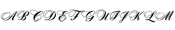 OPTIZither Font UPPERCASE