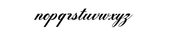 OPTIZither Font LOWERCASE