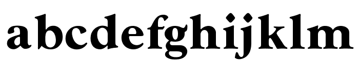 OPTIwtcGoudy-Bold Font LOWERCASE