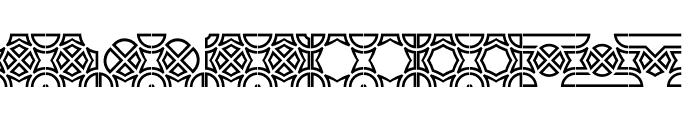 Opattfram01 Font UPPERCASE