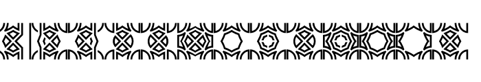 Opattfram01 Font LOWERCASE