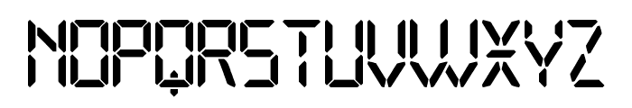 Open 24 Display St Font LOWERCASE