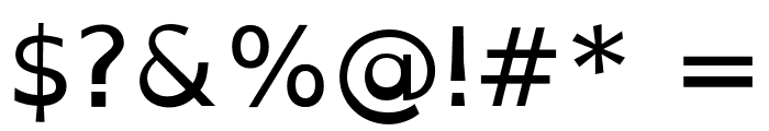 OpenDyslexic Font OTHER CHARS